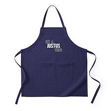 Its A Justus Thing Apron (dark)