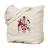 Wight Tote Bag