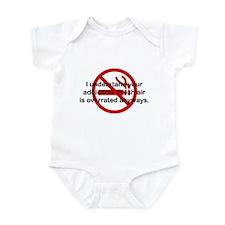 I Understand Your Addiction Infant Bodysuit