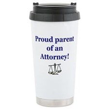 Cute Attorney Travel Mug