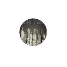 New York City Mini Button (100 pack)