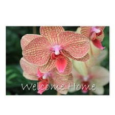 Welcome Home Orchids Postcards (Package of 8)