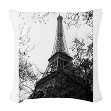 _MG_9340-bw.jpg Woven Throw Pillow