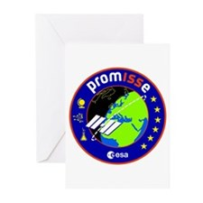 ESA's PromISSE Mission Greeting Cards (Pk of 10)
