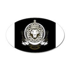CLOJudah King Lion Wall Decal