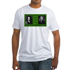 Leibniz & Newton Shirt