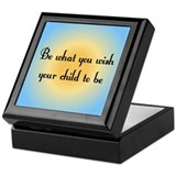 Be what you wish... Keepsake Box