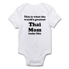 Thai mom Infant Bodysuit