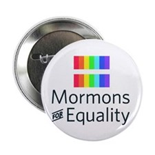 "Mormons For Equality 2.25"" Button"