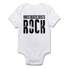 Anesthesiologists Rock Infant Bodysuit