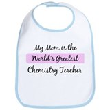 Worlds Greatest Chemistry Tea Bib