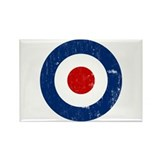 Cute Raf Rectangle Magnet