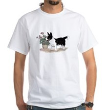 Tricolor Cardigan Welsh Corgi T-Shirt