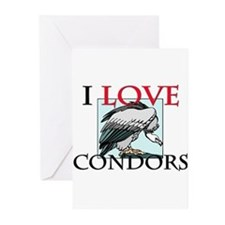 CONDORS102322 Greeting Cards