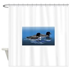 nparentbag.png Shower Curtain