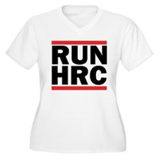 Run HRC Plus Size T-Shirt