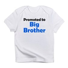 Promoted To Big Brother Infant T-Shirt