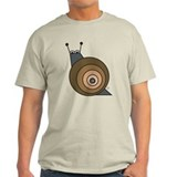 Snail Natural T-Shirt