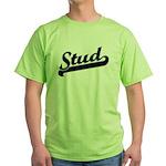 Stud Green T-Shirt