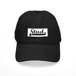 Stud Black Cap