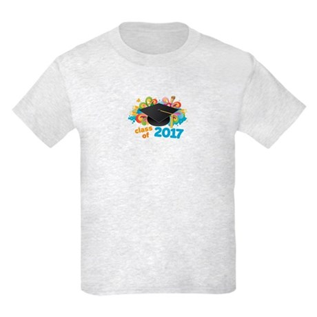 2017 graduation Kids Light T-Shirt