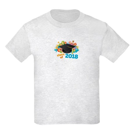 2018 graduation Kids Light T-Shirt