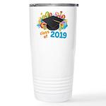 2019 graduation Stainless Steel Travel Mug