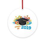 2019 graduation Ornament (Round)