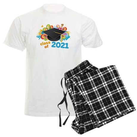 2021 graduation Men's Light Pajamas