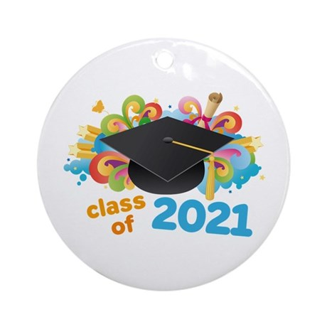 2021 graduation Ornament (Round)