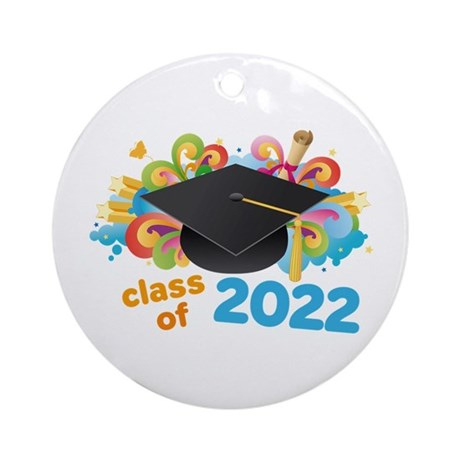 2022 graduation Ornament (Round)
