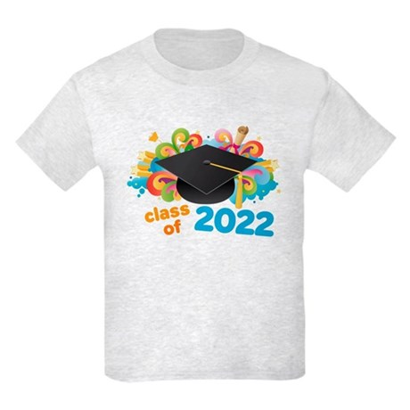 2022 graduation Kids Light T-Shirt
