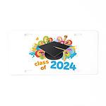 2024 graduation Aluminum License Plate