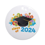 2024 graduation Ornament (Round)