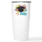 2025 graduation Stainless Steel Travel Mug
