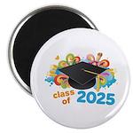 2025 graduation Magnet