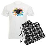 2026 graduation Men's Light Pajamas