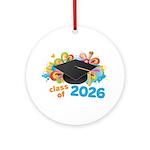 2026 graduation Ornament (Round)