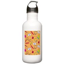 nurse iphone 9 Water Bottle