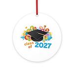 2027 graduation Ornament (Round)