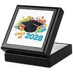2028 graduation Keepsake Box