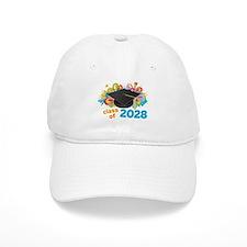 2028 graduation Baseball Cap