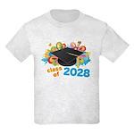 2028 graduation Kids Light T-Shirt