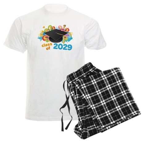 2029 graduation Men's Light Pajamas