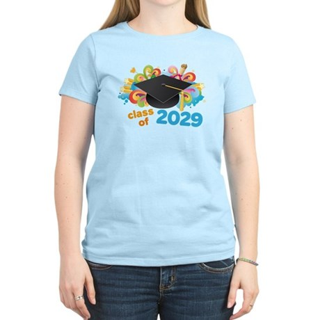 2029 graduation Women's Light T-Shirt