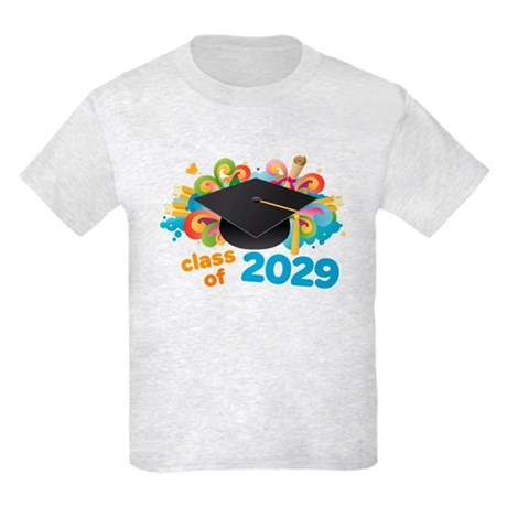 2029 graduation Kids Light T-Shirt