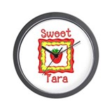 Sweet Tara Wall Clock