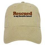 Rescued Breed Cap