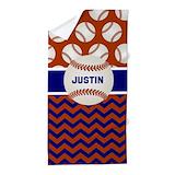 Baseball towel Beach Towels