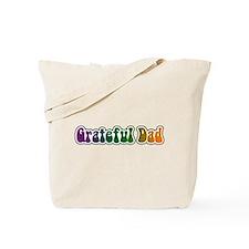 Grateful Dad Tote Bag